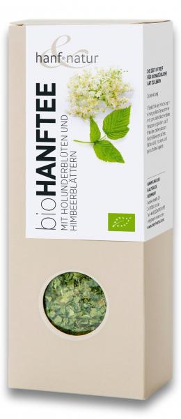 Ceai de canepa si soc bio Hanf & Natur [0]