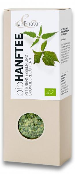 Ceai de canepa si urzica bio Hanf & Natur [0]