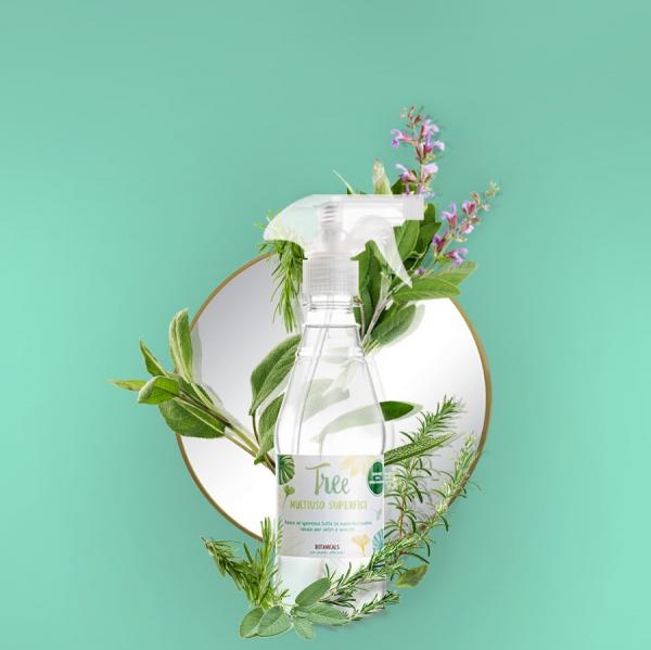 Detergent si igienizant botanic Multisuprafete Tree [1]