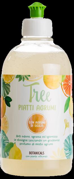 Detergent si igienizant botanic Vesela Stralucitoare Tree [0]