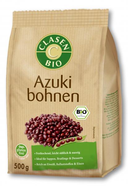 Fasole azuki bio Clasen Bio [0]