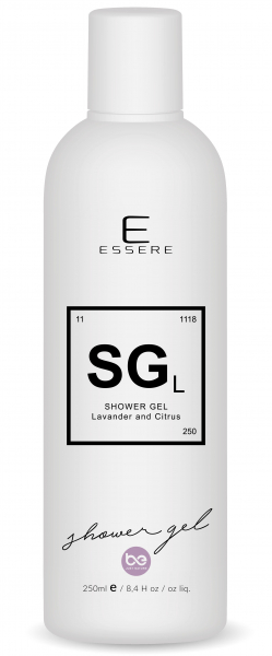 Gel de dus bio hidratant cu lavanda si citrice Essere [0]