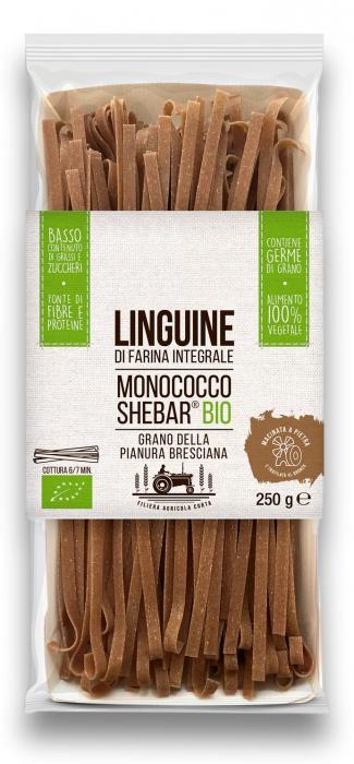 Paste linguine bio din grau alac Shebar® Tradizioni Padane [0]