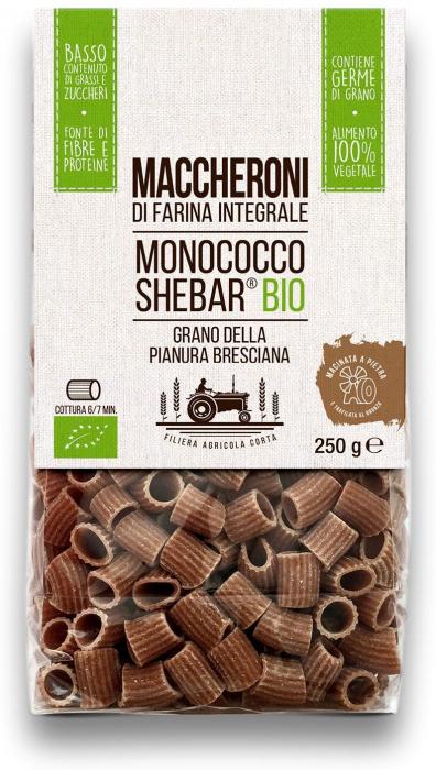 Paste maccheroni bio din grau alac Shebar® Tradizioni Padane [0]