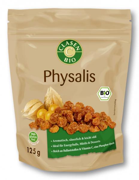 Physalis bio uscat Clasen Bio [0]