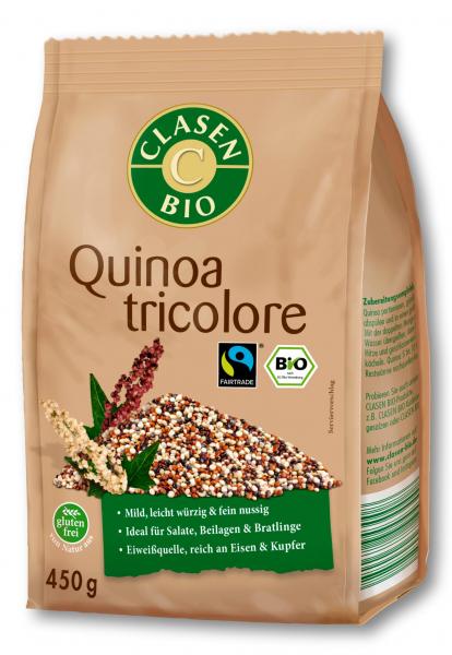 Quinoa bio tricolor Clasen Bio [0]