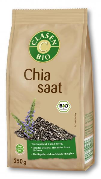 Seminte de chia bio Clasen Bio [0]