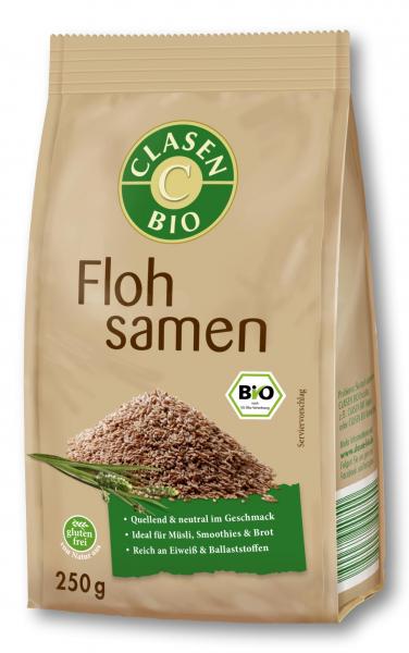 Seminte de psyllium bio Clasen Bio [0]