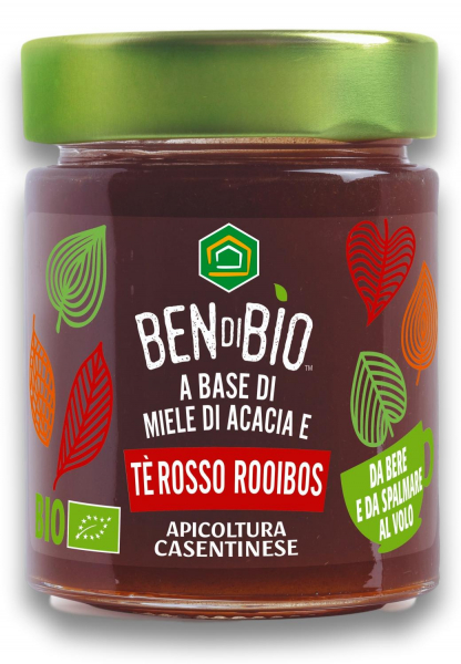 Specialitate din miere bio si ceai rosu rooibos Casentinese [0]