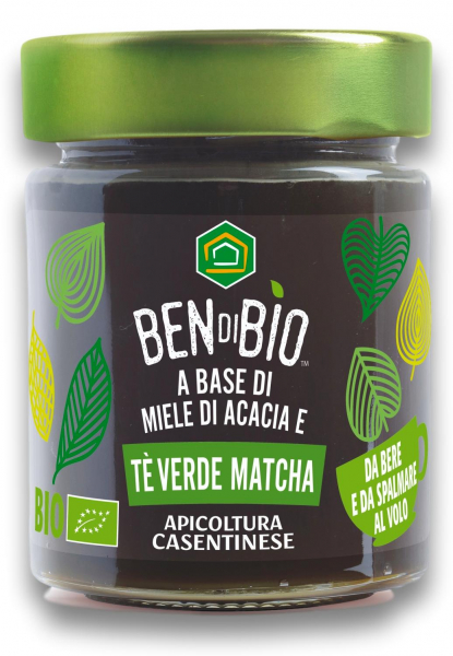 Specialitate din miere bio si ceai verde matcha Casentinese [0]