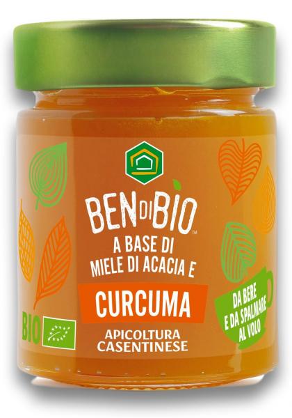 Specialitate din miere bio si curcuma Casentinese [0]