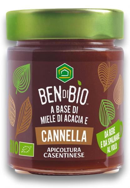 Specialitate din miere bio si scortisoara Casentinese [0]