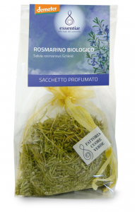 Saculet parfumat cu rozmarin bio demeter Essentiae [0]
