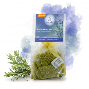 Saculet parfumat cu rozmarin bio demeter Essentiae [1]