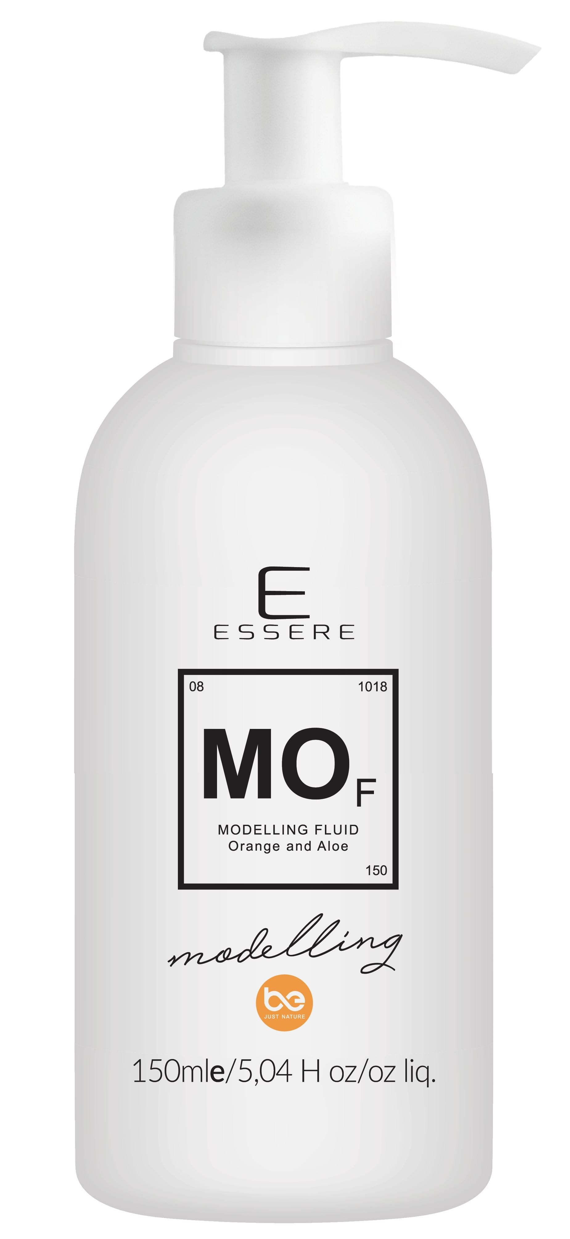 Fluid bio pentru modelarea parului cu aloe si portocale Essere [0]