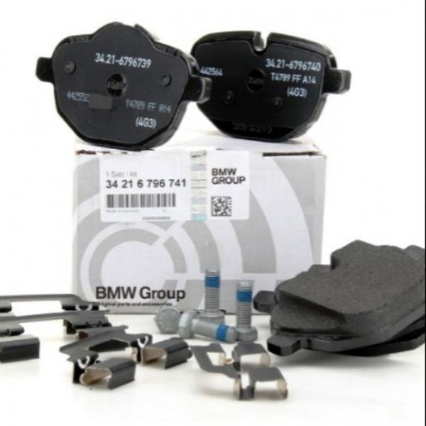 SET PLACUTE FRANA SPATE BMW OE 34216796741 0