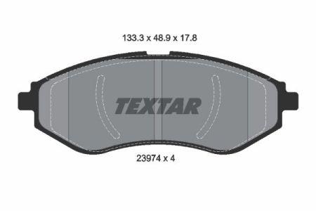 PLACUTE FRANA FATA TEXTAR T2397401 [0]