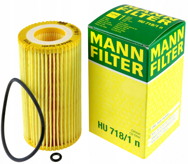 FILTRU ULEI MANN HU718/1N 0