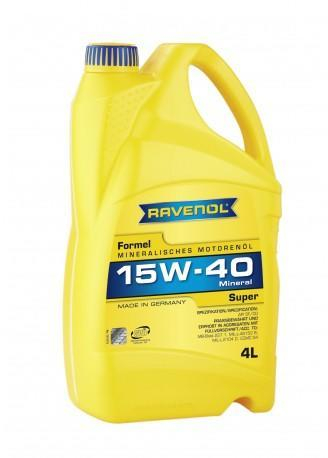 Ravenol Formel Super 15W40 - 4L 0