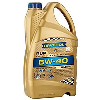 Ravenol RUP Racing USVO - 5W40 - Aprobat de BMW, Nurburgring si Ralf Schumacher - 4L 0
