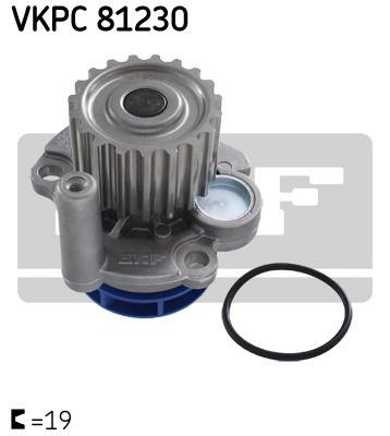 POMPA APA SKF VKPC81230 0