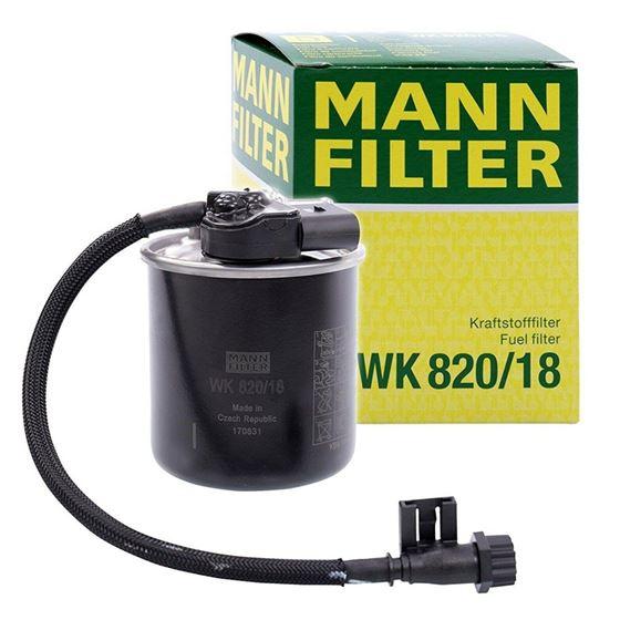 FILTRU COMBUSTIBIL MANN WK820/18 [0]