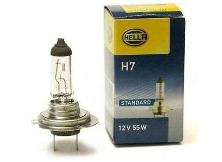 BEC H7 12V 55W HELLA 8GH007157-121 0