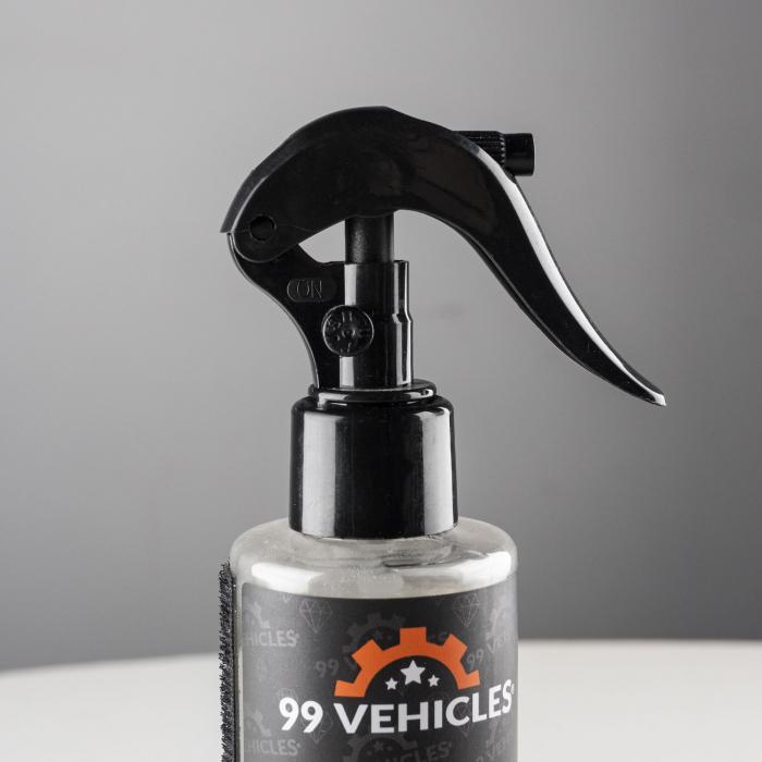 99Vehicles Diamond Shine - Soluție profesională pentru întreținerea anvelopelor - 180ml [1]
