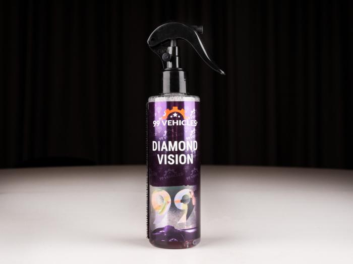 99Vehicles Diamond Vision 180ml - Soluție Profesională pentru Degresare [0]
