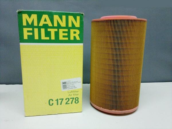 FILTRU AER MANN C17278 0