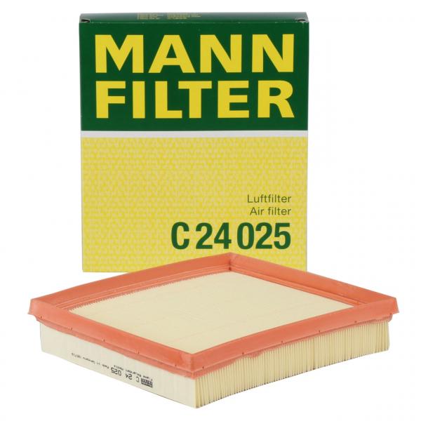 FILTRU AER MANN C24025 0