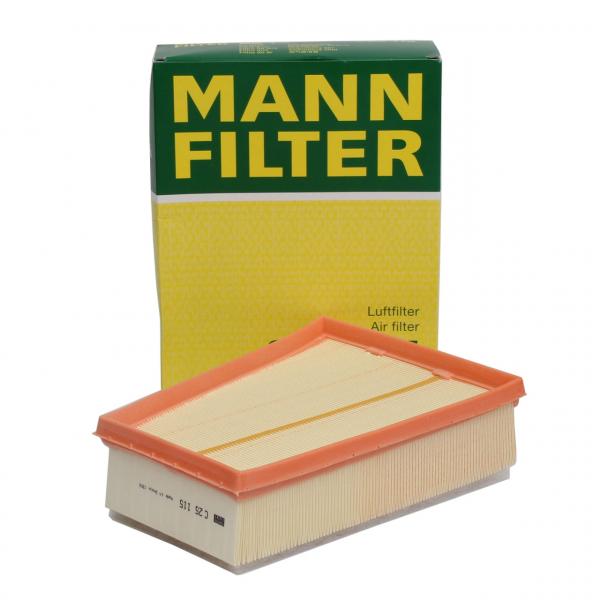 FILTRU AER MANN C25115 0
