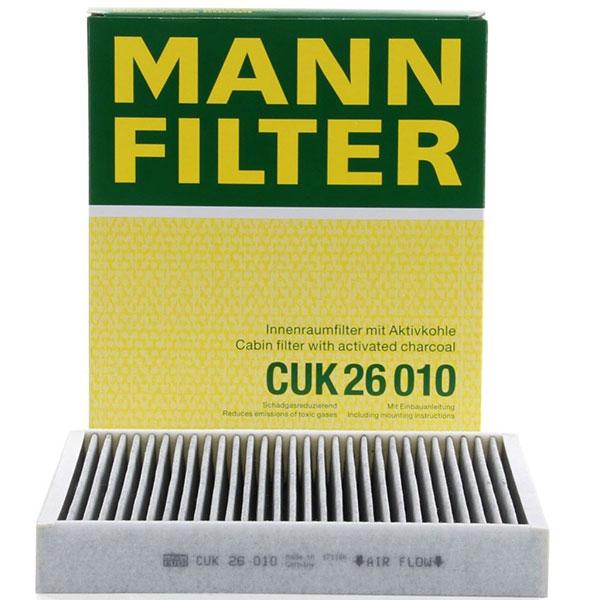 FILTRU HABITACLU MANN CUK26010 0