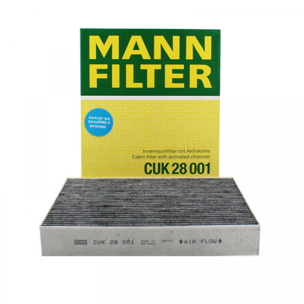 FILTRU HABITACLU MANN CUK28001 [0]