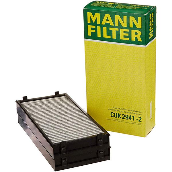 FILTRU HABITACLU MANN CUK2941-2 - SET [0]