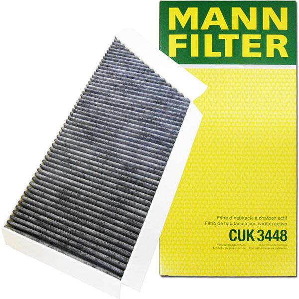 FILTRU HABITACLU MANN CUK3448 0