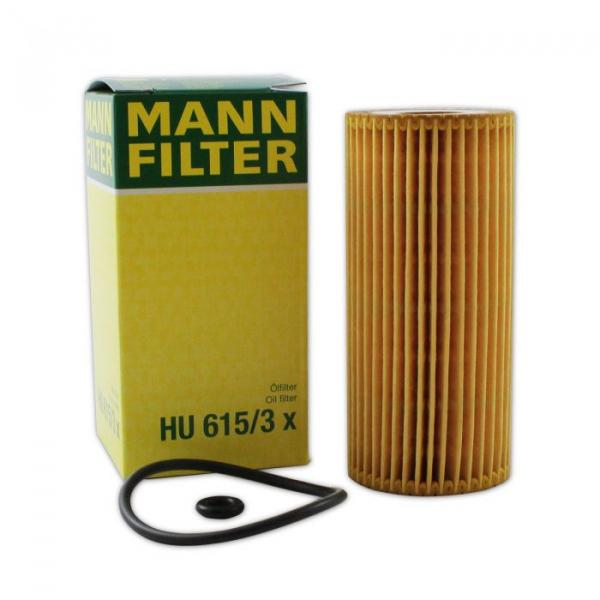 FILTRU ULEI MANN HU615/3X 0
