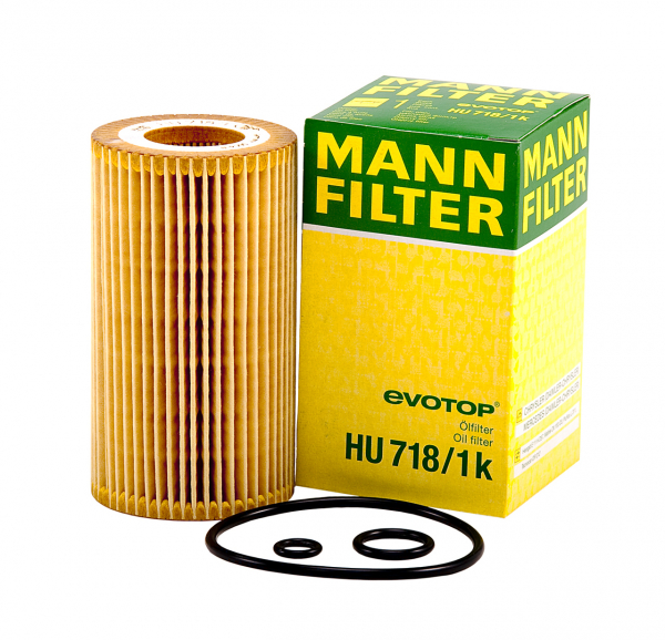 FILTRU ULEI MANN HU718/1K [0]