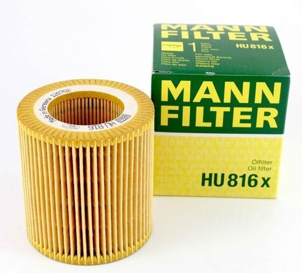 FILTRU ULEI MANN HU816X 0