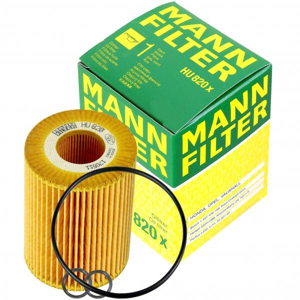 FILTRU ULEI MANN HU820X [0]