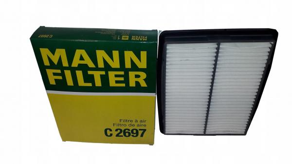 FILTRU AER MANN C2697 0