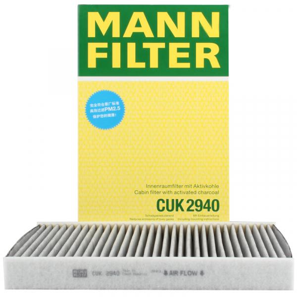 FILTRU HABITACLU MANN CUK2940 0