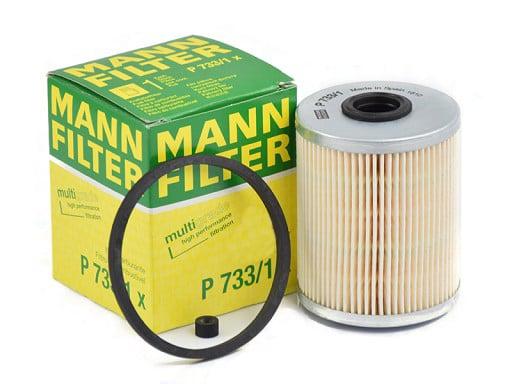 FILTRU COMBUSTIBIL MANN P733/1X 0