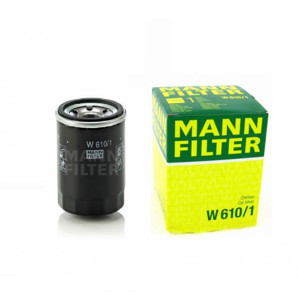 FILTRU ULEI MANN W610/1 0