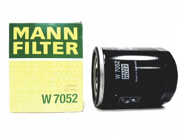 FILTRU ULEI MANN W7052 0