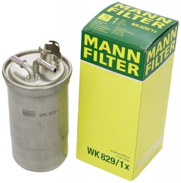 FILTRU COMBUSTIBIL MANN WK829/1X 0