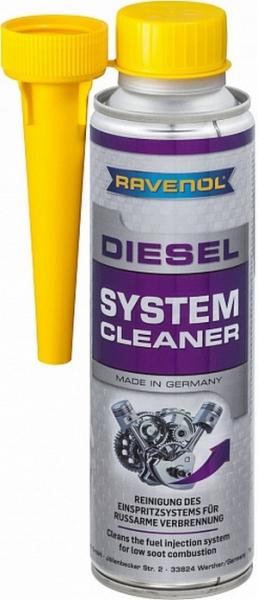 Aditiv de curatare injectoare Diesel - 300ml 0