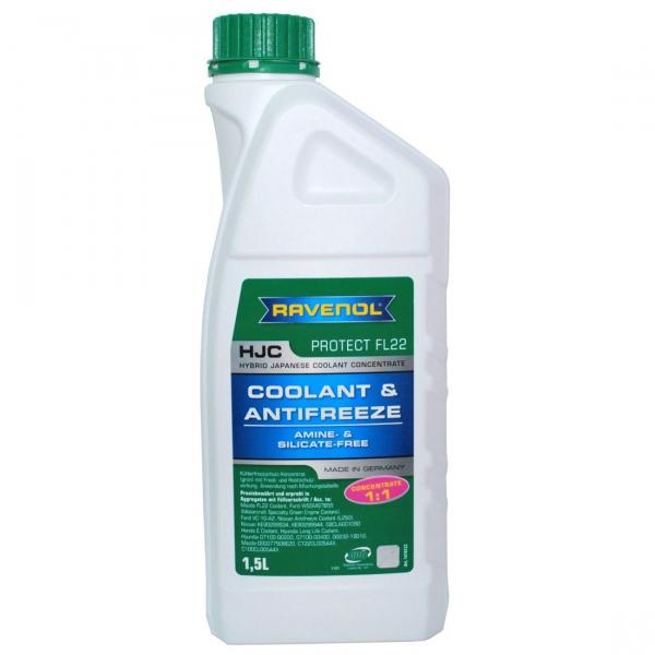 Antigel Concentrat - Ravenol HJC - 1.5L 0