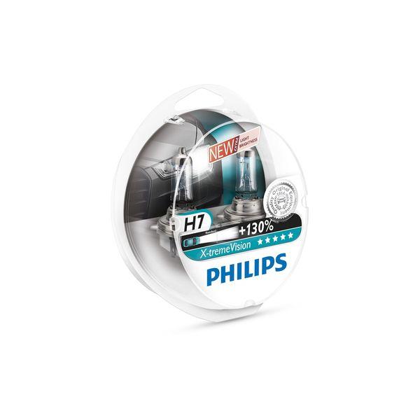 Set Becuri Phillips H7 X-tremeVision 130% [0]