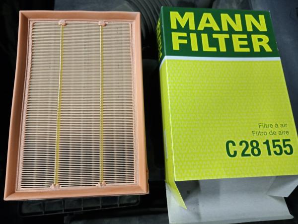 FILTRU AER MANN C28155 [0]